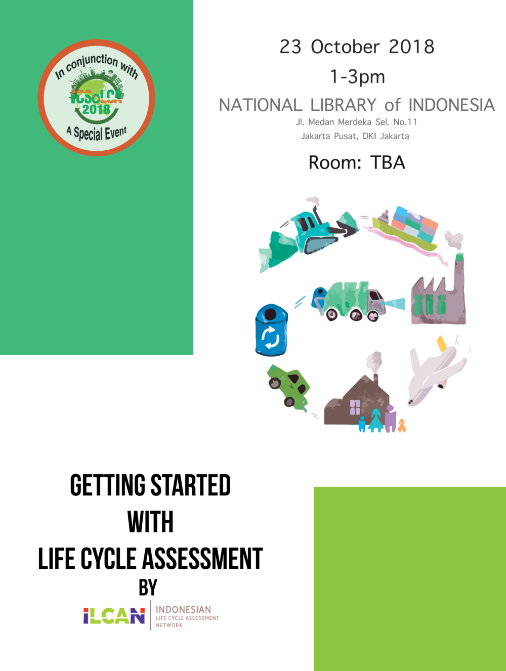 Special Events Icsolca Universitas Indonesia Biosimapro Join Life Cycle And Pr For Simapro User Group Meeting On October 23 The Evening Before 3rd International Conference Series Lca