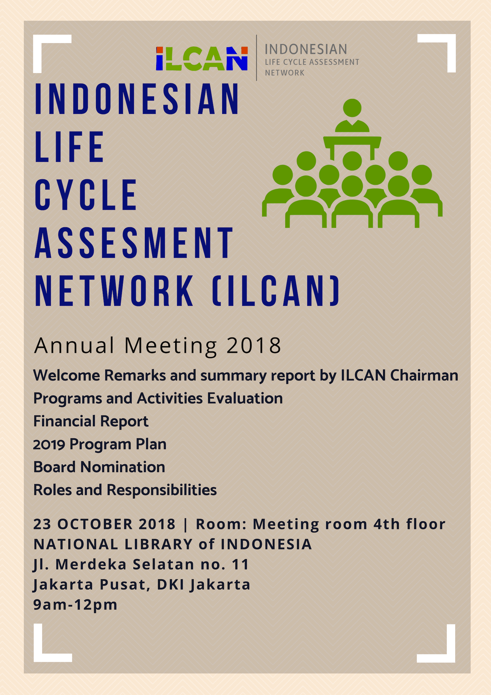 Special Events Icsolca Universitas Indonesia Biosimapro Inline With Ilcans Mission To Develop Capacity Building Ilcan And Fslci Hosted 2018 Event